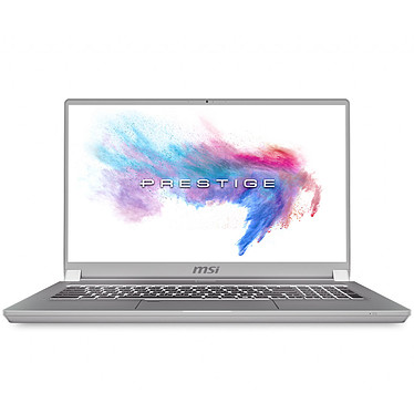 "MSI P75 Creator 9SF-645FR Intel Core i7-9750H 16 Go SSD 1 To 17.3"" LED Full HD NVIDIA GeForce RTX 2070 8 Go Wi-Fi AC/Bluetooth Webcam Windows 10 Professionnel 64 bits"