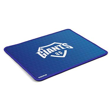 Ozone Giants PRO Alfombrilla de ratón para Gamers - suave - superficie de tela - base de caucho antideslizante - formato grande (400 x 450 x 4 mm)