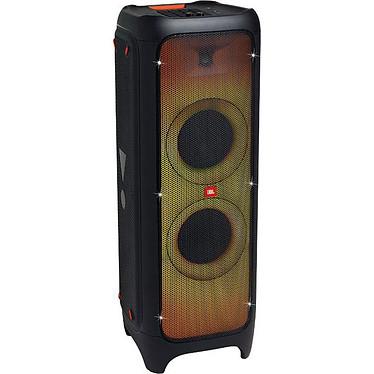 JBL PartyBox 1000 Enceinte de fête Bluetooth 1100 W, effets lumineux, prises micro/guitare, port USB et entrée AUX