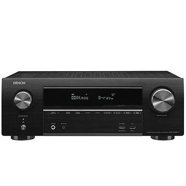 Denon AVR-X1600H Ampli-tuner Home Cinema 3D Ready 7.2 - Dolby Atmos / DTS:X - 8x HDMI 4K Ultra HD, HDCP 2.3, HDR - Wi-Fi, Bluetooth, AirPlay 2 - Multiroom - Amazon Alexa / Google Assistant