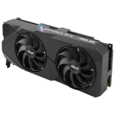 Acheter ASUS GeForce RTX 2060 SUPER DUAL-RTX2060S-8G-EVO