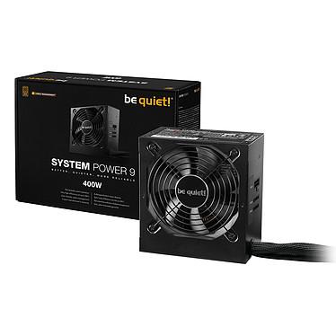 Avis be quiet! System Power 9 400W CM 80PLUS Bronze