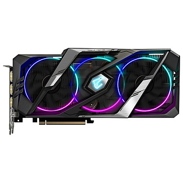 Avis Gigabyte AORUS GeForce RTX 2080 SUPER 8G