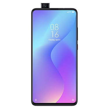 "Xiaomi Mi 9T Noir (64 Go) Smartphone 4G-LTE Advanced Dual SIM - Snapdragon 730 Octo-Core 2.2 GHz - RAM 6 Go - Ecran tactile AMOLED 6.39"" 1080 x 2340 - 64 Go - NFC/Bluetooth 5.0 - 4000 mAh - Android 9.0"