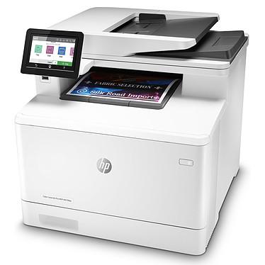 Avis HP Color LaserJet Pro MFP M479fdn