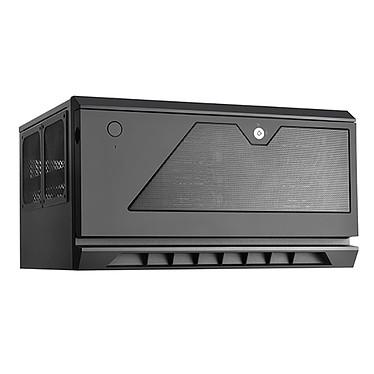 """SilverStone CS381 Boîtier Mini-Tour NAS 8 baies 2.5""""/3.5"""" + 4 baies de 2.5"""" internes (sans disques durs)"""