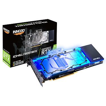 INNO3D GeForce RTX 2080 SUPER iCHILL FROSTBITE 8 GB GDDR6 - HDMI/Tri DisplayPort - PCI Express (NVIDIA GeForce RTX 2080 SUPER)