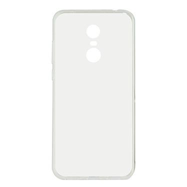 KSIX Funda Flex para Xiaomi Redmi Note 5 Transparente