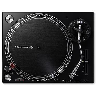 Avis Pioneer DJ PLX-500 Noir