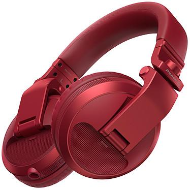 Pioneer DJ HDJ-X5BT Rouge