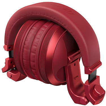 Acheter Pioneer DJ HDJ-X5BT Rouge