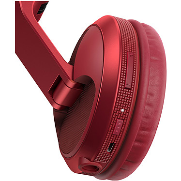 Avis Pioneer DJ HDJ-X5BT Rouge