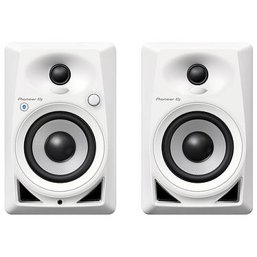 Pioneer DJ DM-40BT Blanc