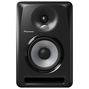"Pioneer DJ S-DJ50X Enceinte de monitoring active 5"" Bass Reflex 80 Watts (à l'unité)"