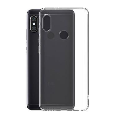Funda para Xiaomi Mi A2 Lite - Transparente