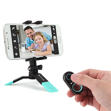Opiniones sobre Talius kit tripode selfie bluetooth TAL-TRI01 - Azul