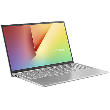 "ASUS Vivobook S512JP-EJ193T Intel Core i5-1035G1 8 Go SSD 512 Go 15.6"" LED Full HD NVIDIA GeForce MX330 Wi-Fi AC/Bluetooth Webcam Windows 10 Famille 64 bits"