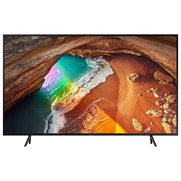 "Samsung QE55Q60R Téléviseur QLED 4K 55"" (140 cm) 16/9 - 3840 x 2160 pixels - Ultra HD - HDR - Wi-Fi - Bluetooth - Compatible Assistant Google, Alexa & AirPlay 2 - 3000 PQI"