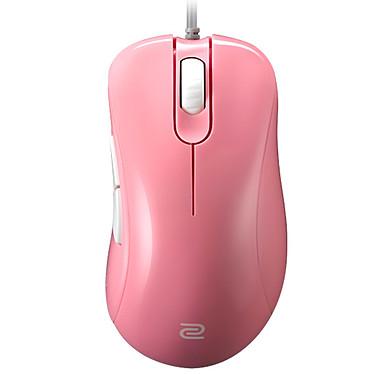 BenQ Zowie EC2-B Divina Rose Souris filaire pour pro gamer - droitier - capteur optique 3200 dpi - 5 boutons