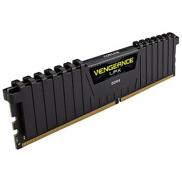 Corsair Vengeance LPX Series Low Profile 8 GB DDR4 3200 MHz CL16 RAM DDR4 PC4-25600 - CMK8GX4M1Z3200C16