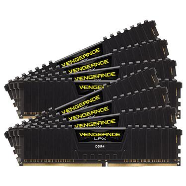 Corsair Vengeance LPX Series Low Profile 256 GB (8 x 32 GB) DDR4 3000 MHz CL16