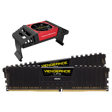 Corsair Vengeance LPX Series Low Profile 32 Go (2 x 16 Go) DDR4 3600 MHz CL16