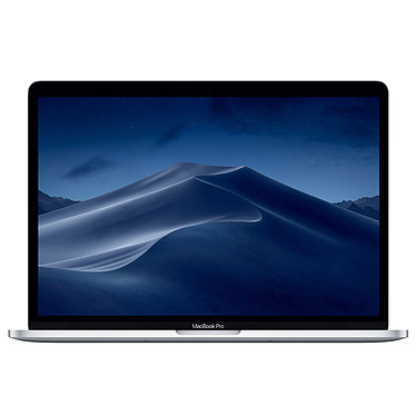 "Apple MacBook Pro (2019) 13"" avec Touch Bar Argent (MUHR2FN/A)"
