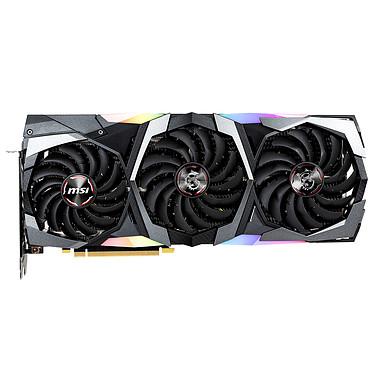 Avis MSI GeForce RTX 2080 SUPER GAMING X TRIO