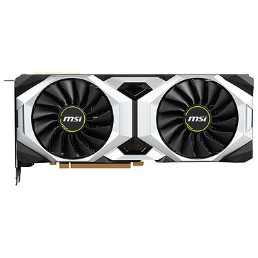 Avis MSI GeForce RTX 2080 SUPER VENTUS OC