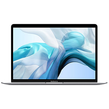 "Apple MacBook Air (2019) 13"" avec écran Retina True Tone Argent (MVFL2FN/A) Intel Core i5 (1.6 GHz) 8 Go SSD 256 Go 13.3"" LED Wi-Fi AC/Bluetooth Webcam Mac OS Mojave"