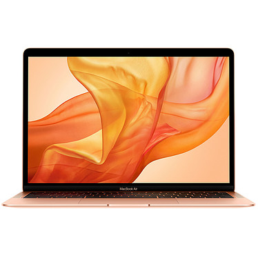 "Apple MacBook Air (2019) 13"" avec écran Retina True Tone Or (MVFM2FN/A)"