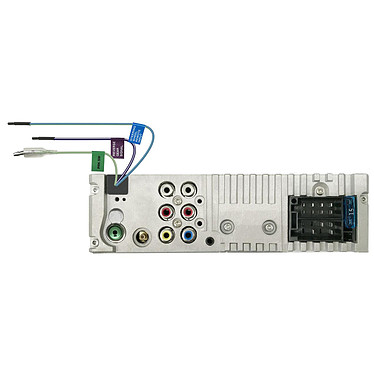 JVC KD-X561DB + KV-CM30 pas cher