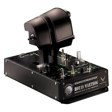 Thrustmaster HOTAS WARTHOG Dual Throttles Double manette des gaz (compatible DCS, Flight Simulator, Star Citizen, Elite: Dangerous...)
