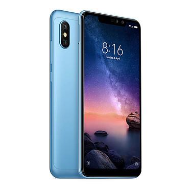 "Xiaomi Redmi Note 5 Azul (4GB/64GB) Smartphone 4G-LTE Dual SIM - Snapdragon 636 Octo-Core 1.8 GHz - RAM 4GB - Pantalla táctil 5.9"" 2160x1080 - 64GB - Bluetooth 5.0 - 4000 mAh - Android 8.1"
