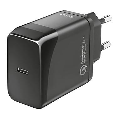 Trust Velox18 Chargeur mural USB-C avec technologies Power Delivery (PD) 3.0 et Qualcomm Quick Charge 4+
