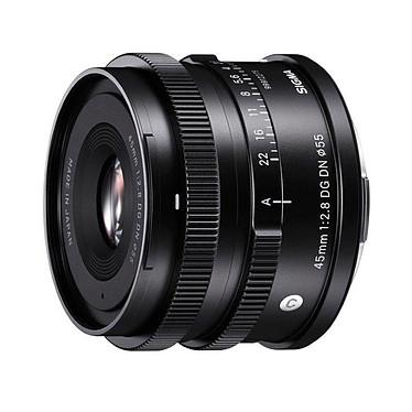 SIGMA 45 mm F2.8 DG DN Contemporary Objectif à focale fixe pour monture Sony E