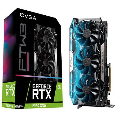 EVGA GeForce RTX 2080 SUPER FTW3 ULTRA GAMING 8 Go GDDR6 - HDMI/Tri DisplayPort/USB Type-C - PCI Express (NVIDIA GeForce RTX 2080 SUPER)