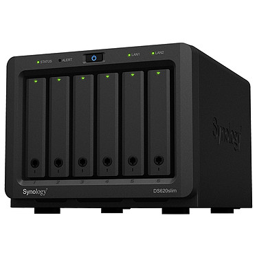 Avis Synology DiskStation DS620slim