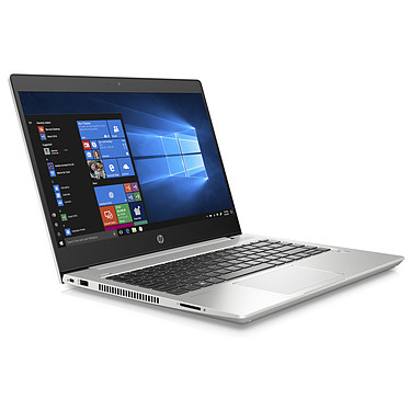 "HP ProBook 445R G6 (7DD90EA) AMD Ryzen 5 3500U 8 Go SSD 256 Go 14"" LED Full HD Wi-Fi AC/Bluetooth Webcam Windows 10 Professionnel 64 bits"