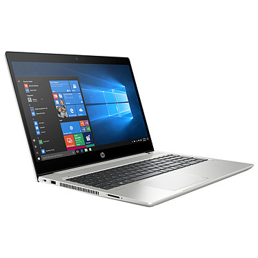 "HP ProBook 455 G6 (6MQ66EA) AMD Ryzen 5 2500U 8 Go SSD 256 Go 15.6"" LED Full HD Wi-Fi AC/Bluetooth Webcam Windows 10 Professionnel 64 bits"