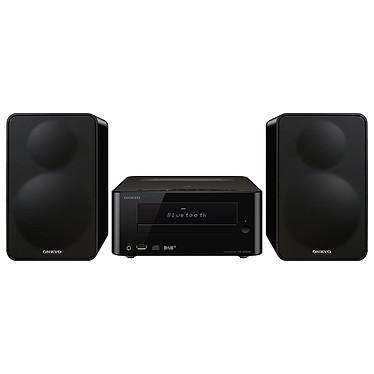 Onkyo CS-265DAB Noir Mini-système Hi-Fi 40 Watts - Lecteur CD/CD-MP3/CD-R/CD-RW - Tuner FM/DAB+ - Bluetooth/NFC - USB