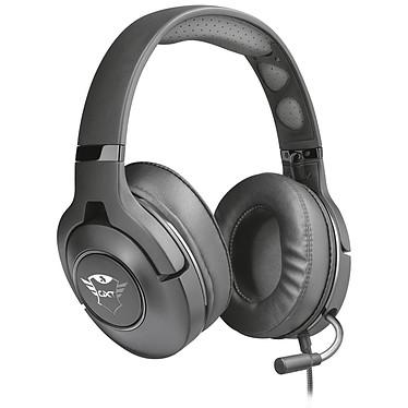 Trust Gaming GXT 420 Rath Casque-micro gamer - circum-aural fermé - son stéréo - microphone rétractable - Jack 3,5 mm - compatible PC et consoles