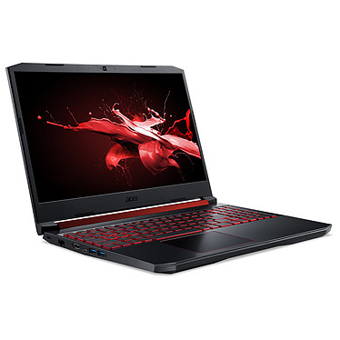 "Acer Nitro 5 AN515-54-592Y Intel Core i5-9300H 8 Go SSD 512 Go 15.6"" LED Full HD NVIDIA GeForce GTX 1650 4 Go Wi-Fi AC/Bluetooth Webcam Windows 10 Famille 64 bits"