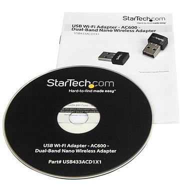 Acheter StarTech.com USB433ACD1X1