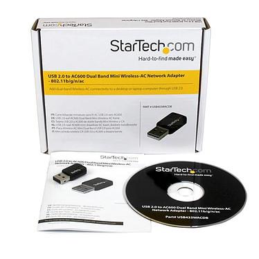 Acheter StarTech.com USB433WACDB