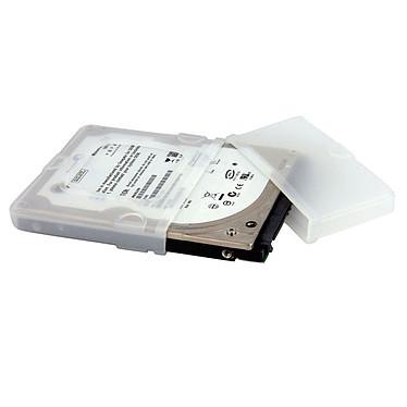 """StarTech.com Etui de protection en silicone pour disque dur 2.5"""" Etui de protection en silicone pour disque dur 2.5'' avec accès aux connecteurs"""