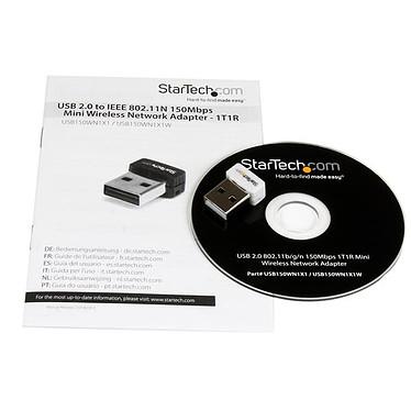 Avis StarTech.com USB150WN1X1W