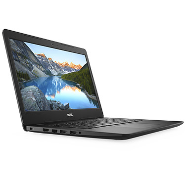 "Dell Inspiron 14 3480 (XTVXG) Intel Core i5-8265U 8 Go SSD 512 Go 14"" LED Full HD Wi-Fi AC/Bluetooth Webcam Windows 10 Famille 64 bits"