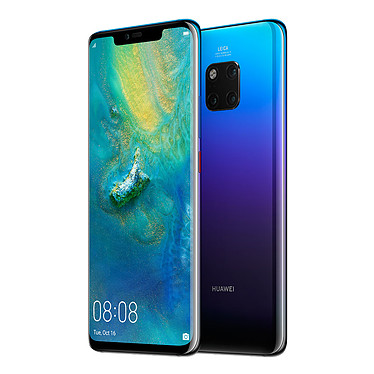 Avis Huawei Mate 20 Pro Bleu
