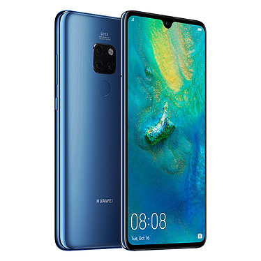Acheter Huawei Mate 20 Bleu